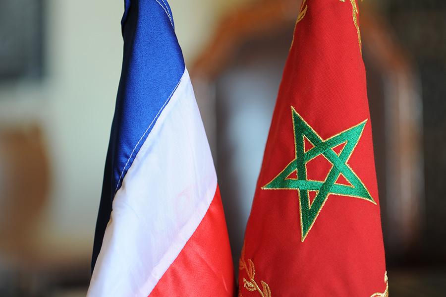 Coopération militaire Maroco - Française  - Page 3 EMIA-la-promotion-General-Delayen-au-Maroc-sur-les-traces-de-son-parrain-Mai-2015-Photo-1-C-Driss-BENMALEK