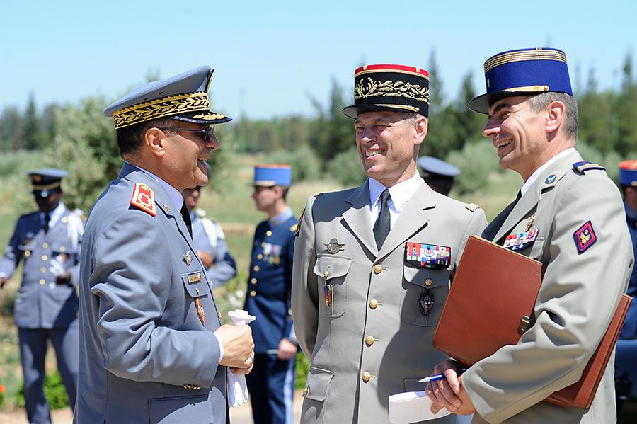 Coopération militaire Maroco - Française  - Page 3 EMIA-la-promotion-General-Delayen-au-Maroc-sur-les-traces-de-son-parrain-Mai-2015-Photo-21-C-Driss-BENMALEK