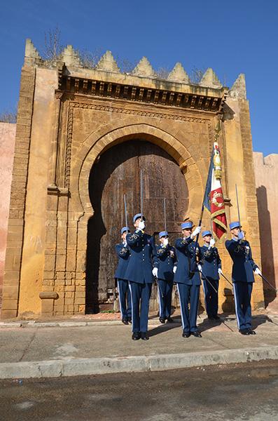 Coopération militaire Maroco - Française  - Page 3 EMIA-la-promotion-General-Delayen-au-Maroc-sur-les-traces-de-son-parrain-Mai-2015-Photo-31